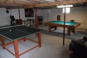 Basement/ Game room