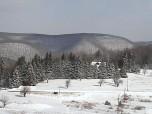 Winter at Hilltop Lodge