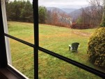 Front Sun Porch VALLEY VIEW