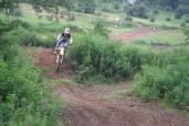 Luke Losey Track Helper/Local Rider